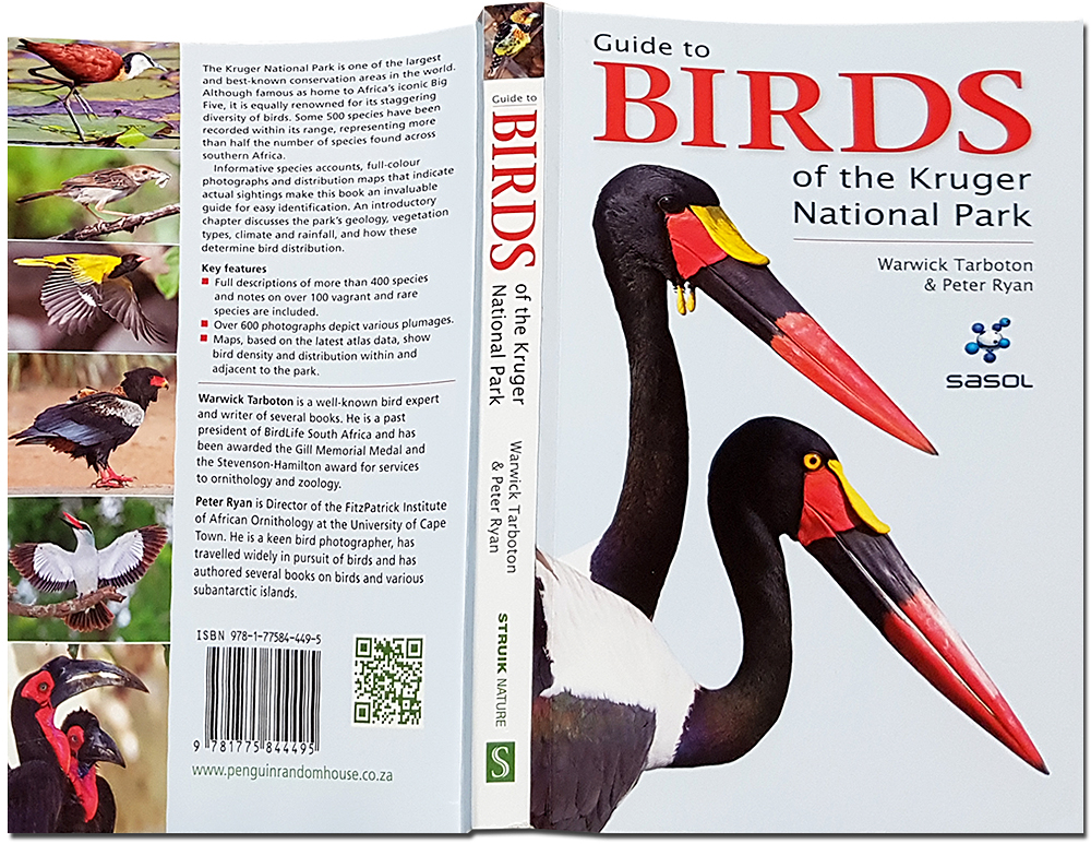 Book Birds of KNP